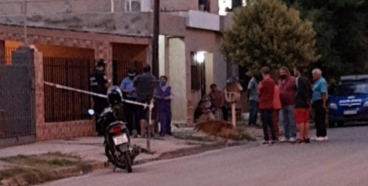 Brutal crimen de un anciano en la puerta de su casa en un aparente intento de asalto | El Diario 24