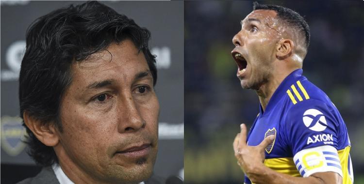 VIDEO El Patrón Bermudez salió con los tapones de punta contra Carlos Tevez por su foto con Angellici | El Diario 24