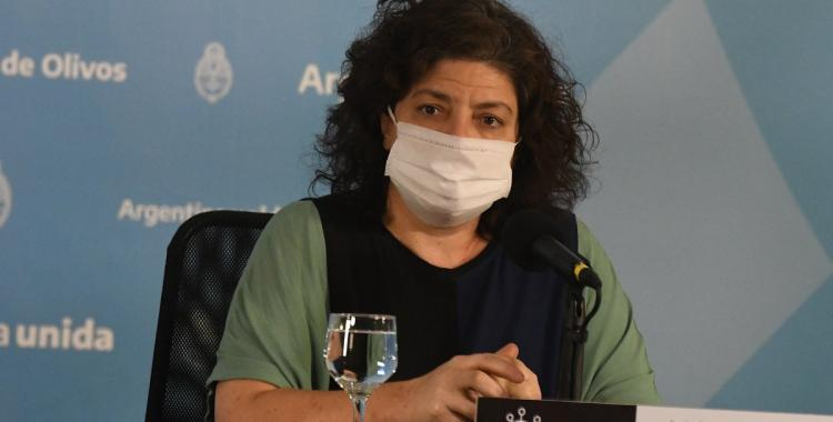 Carla Vizzotti: Hay que aprovechar estas tres semanas para vacunar a los mayores de 70 | El Diario 24