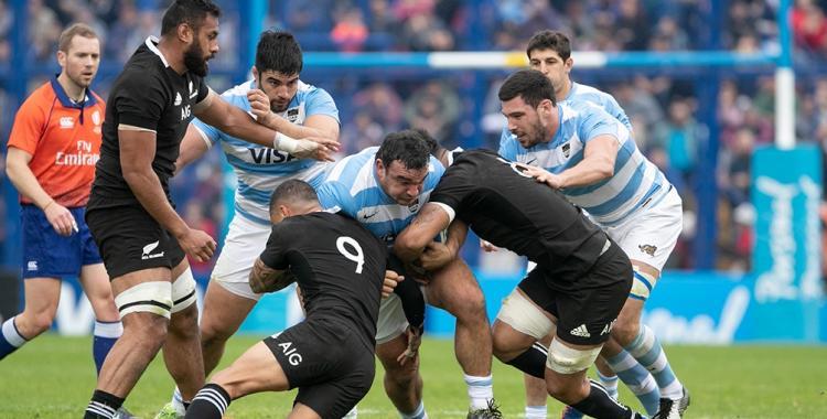 Los Pumas retroceden en el ranking de la World Rugby y quedaron relegados | El Diario 24