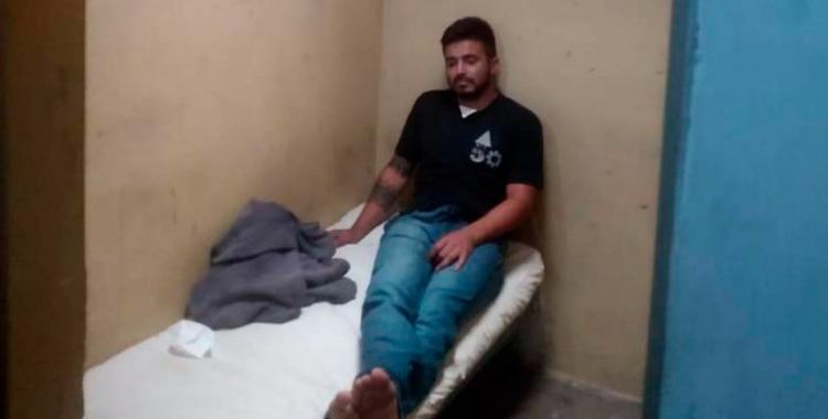 El femicida de Úrsula Bahillo tuvo que ser trasladado a otra dependencia por la protesta de vecinos | El Diario 24