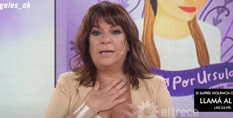 VIDEO Andrea Taboada se quebró en vivo al revelar que fue víctima de violencia de género | El Diario 24