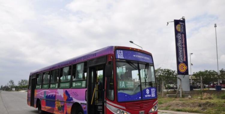 Ante el paro de UTA, a partir de mañana el Eco Bus asegurará el traslado de los trabajadores | El Diario 24