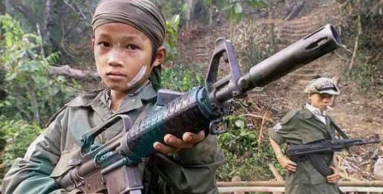 Por qué el 12 de febrero es el Día Mundial contra el Uso de Niños Soldado | El Diario 24