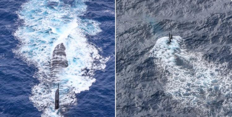 La denuncia del Gobernador de Tierra del Fuego que involucra a un submarino nuclear en el Atlántico Sur | El Diario 24
