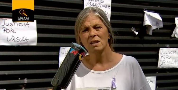 La mamá de Úrsula Bahillo aseguró que espera con los brazos abiertos al presidente Alberto Fernández   El Diario 24