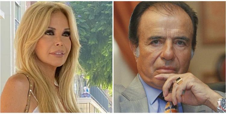 VIDEO Graciela Alfano y una revelación sobre su relación con Carlos Menem que sorprendió   El Diario 24