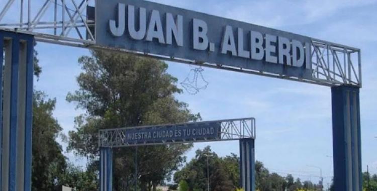 Alberdi: golpeó a su ex, la persiguió hasta la Comisaría cuando iba a denunciarlo y quedó detenido | El Diario 24