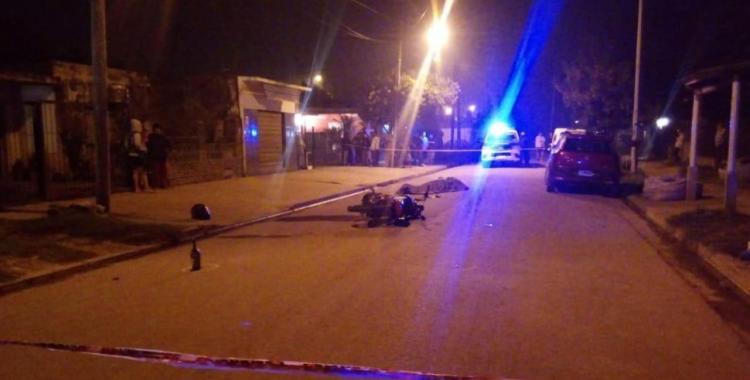 Un policía asesinó de tres disparos a un motochorro que intentó asaltarlo | El Diario 24
