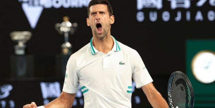 Novak Djokovic no falló ante la sorpresa del torneo y se instaló en la final del Abierto de Australia | El Diario 24