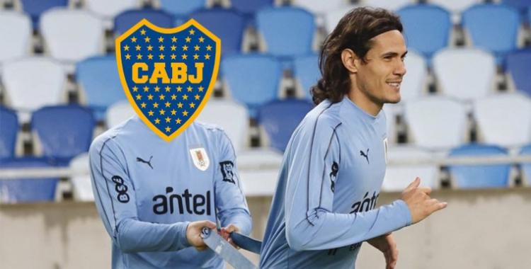Edinson Cavani en Boca Juniors ¿Un sueño posible en el próximo mercado de pases? | El Diario 24