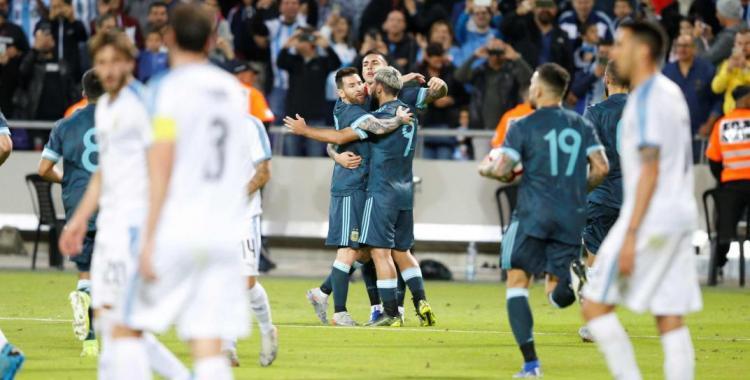 Argentina vs Uruguay fue confirmado por Conmebol que se jugará en el Estadio Único de Santiago del Estero   El Diario 24