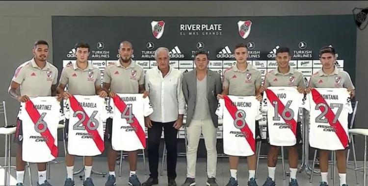 José Paradela: Espero lograr al menos algo de lo que logró Nacho acá | El Diario 24