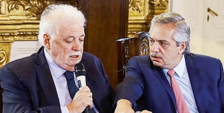 Alberto Fernández sobre Ginés González García: Lo que hizo es imperdonable | El Diario 24