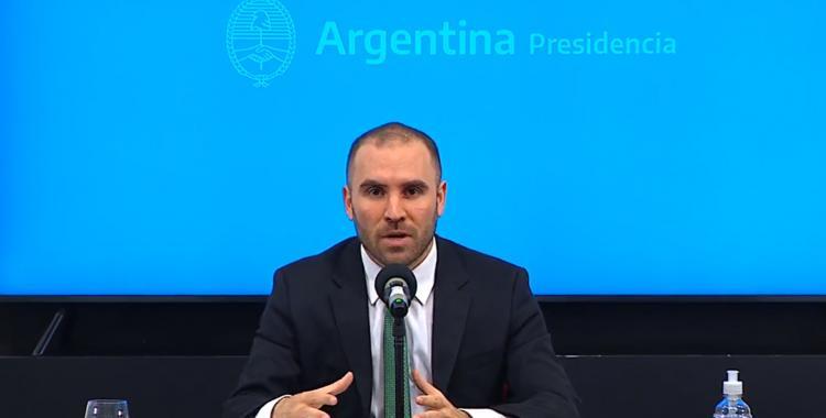 Vacunación VIP: el ministro Martín Guzmán también se aplicó la Sputnik V   El Diario 24