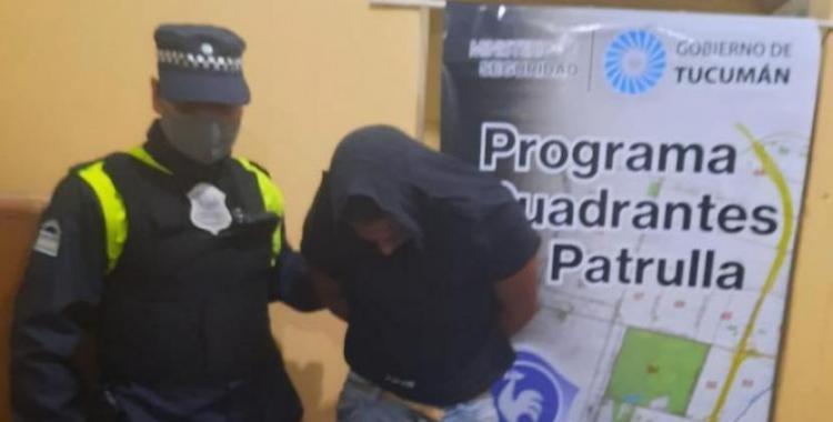 Quiso evadir un control, intentó escapar y atropelló a un policía | El Diario 24