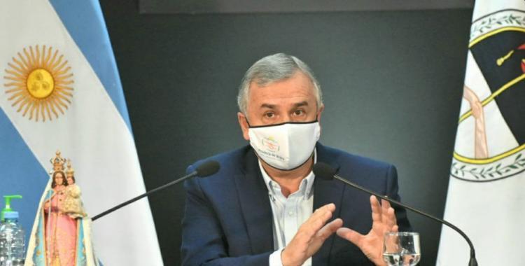 El escándalo llega a Jujuy: Gerardo Morales reconoció la existencia de vacunaciones VIP | El Diario 24