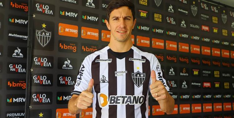 Estoy preparado para este gran desafío, aseguró Nacho Fernández al se presentado en Brasil | El Diario 24