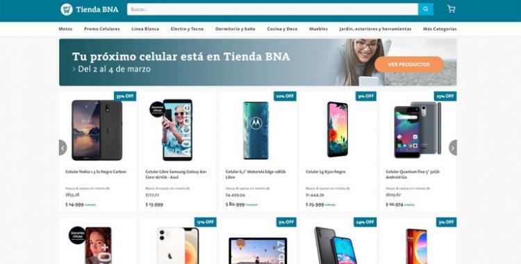 Estos son los celulares que el Banco Nación permite comprar en 18 cuotas sin interés | El Diario 24