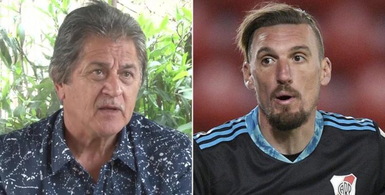 El Pato Fillol está enojado con Armani: Honestamente, no quiero hablar de él | El Diario 24