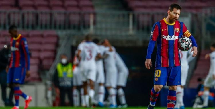 Una de las figuras del PSG se pierde el duelo de vuelta contra el Barcelona por una lesión | El Diario 24