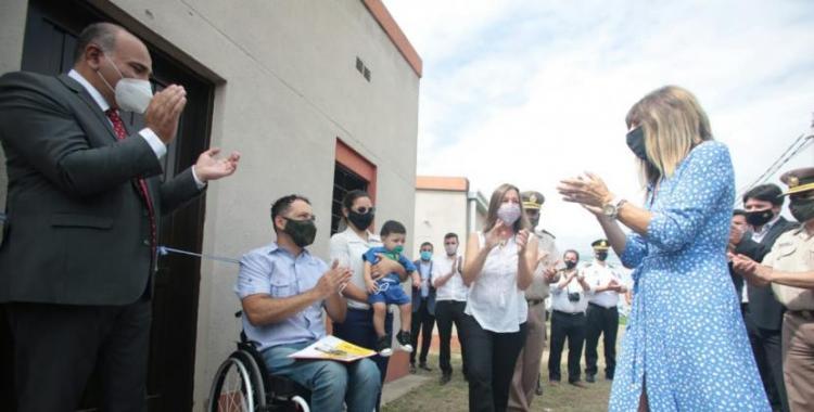 Entregaron un centenar de casas para personal de fuerzas federales en Tucumán   El Diario 24
