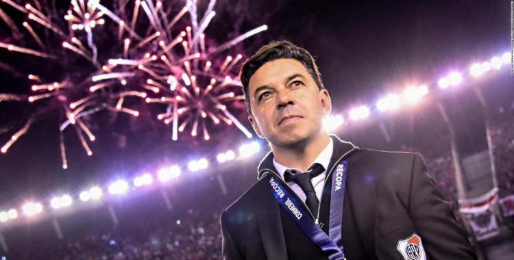 Marcelo Gallardo fue elegido por tercer año consecutivo como el mejor técnico de América | El Diario 24