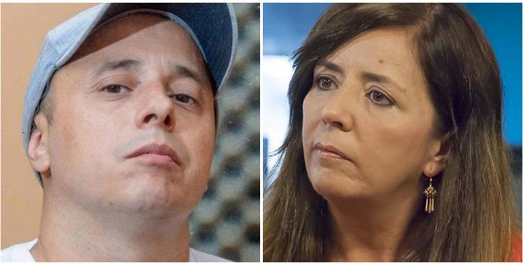 No fume porquerías: El Dipy fulminó a Gabriela Cerruti   El Diario 24
