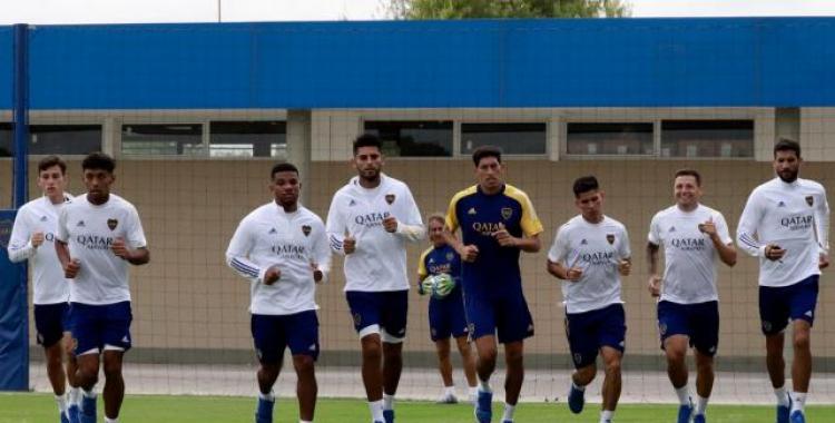 Máxima alerta en Boca: Dos de los mejores jugadores no pudieron terminar la práctica | El Diario 24