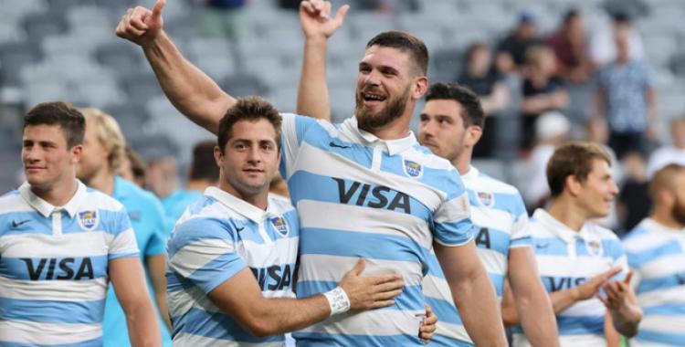 Los Pumas volvieron a subir un puesto en el ranking de la World Rugby | El Diario 24