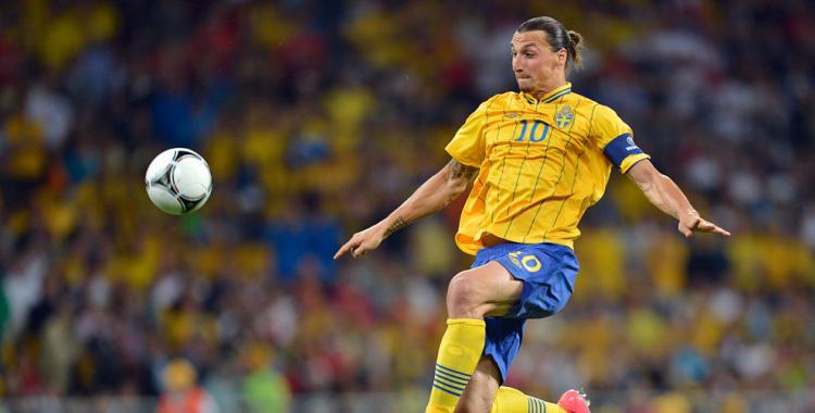 Mirá cómo eligió Zlatan Ibrahimovic anunciar su regresó a la selección de Suecia | El Diario 24