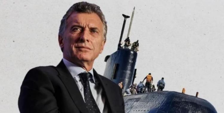 Familiares de los tripulantes del ARA San Juan criticaron a Macri por sus dichos en su libro | El Diario 24