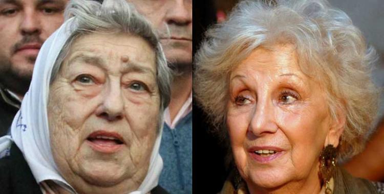 El Gobierno premiará a Estela de Carlotto, Hebe de Bonafini e integrantes de Abuelas y Madres de Plaza de Mayo | El Diario 24