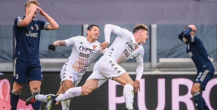 VIDEO Con un golazo de Gaich el Benevento logró un histórico triunfo ante la Juventus de Cristiano | El Diario 24