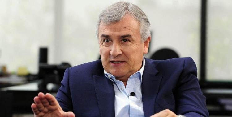 No apoyaría nuevamente a Macri como candidato a presidente, dijo Gerardo Morales   El Diario 24