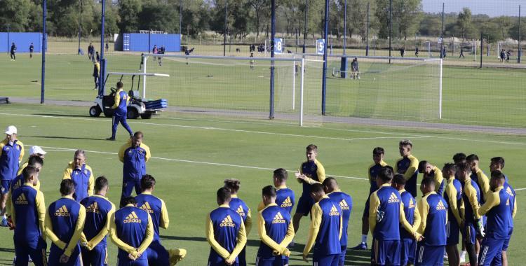 Una figura de Boca Juniors quedó fuera de la lista de concentrados para el partido por Copa Argentina   El Diario 24