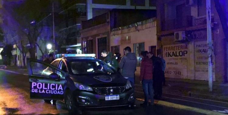 UCR: Tiroteo durante una reunión partidaria dejó dos heridos | El Diario 24