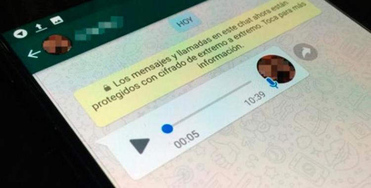 WhatsApp permitirá transcribir audios a textos para poder leerlos | El Diario 24