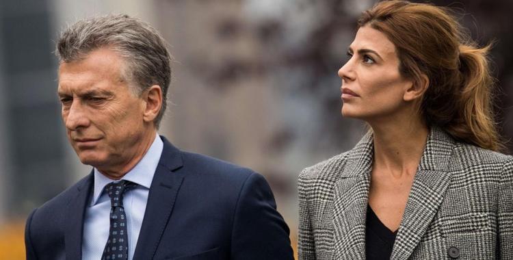 Macri reveló lo que dijo Juliana Awada sobre la foto en cama durante el zoom de Juntos por el Cambio | El Diario 24
