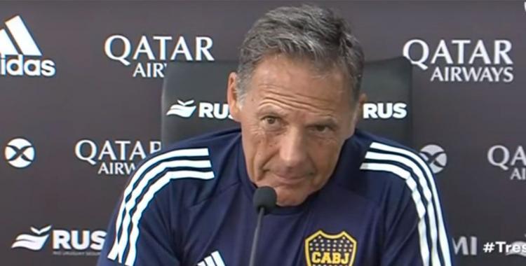 Boca se prepara para enfrentar a Independiente: Cardona, otra vez se queda afuera | El Diario 24