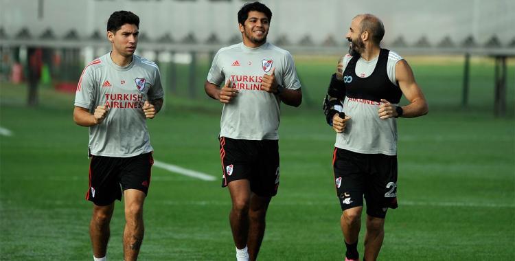 El River Plate de Marcelo Gallardo se presentaría con una sola modificación ante el Racing de Pizzi | El Diario 24