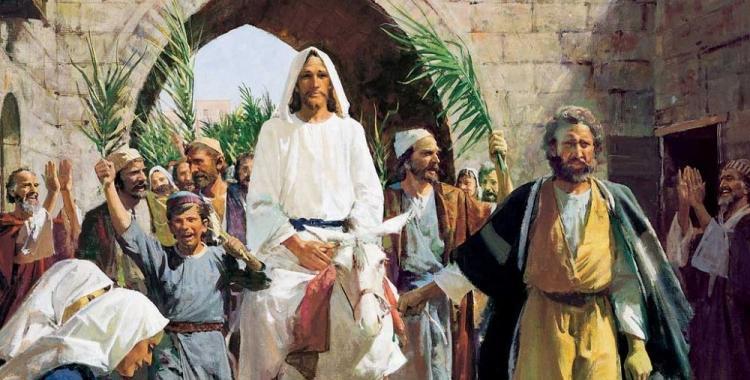Por qué el 28 de marzo es el Domingo de Ramos | El Diario 24