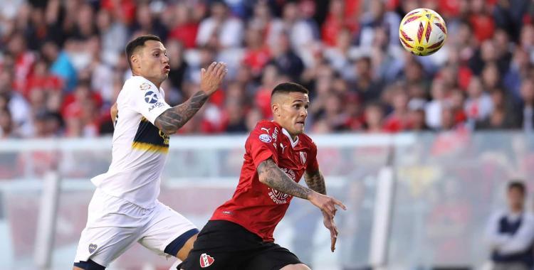 Boca Juniors visita a Independiente en busca de recuperar terreno en la Copa de la Liga Profesional | El Diario 24