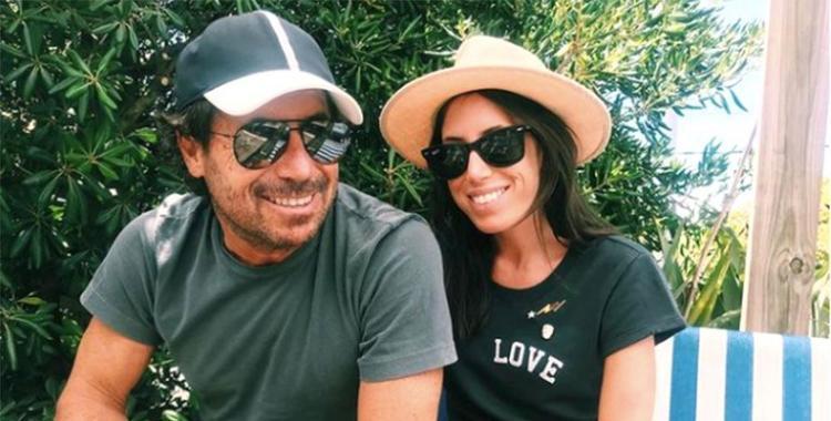 Murió Sofía, la hija de Ricky Sarkany: el emotivo mensaje con el que el diseñador despide a su hija   El Diario 24