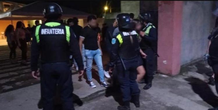 Desalojaron tres fiestas clandestinas en San Pablo y El Manantial este fin de semana | El Diario 24