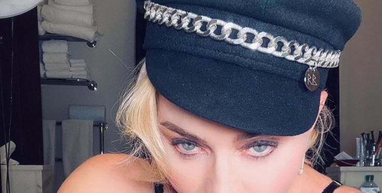 Madonna fue furor entre sus seguidores por compartir fotos íntimas en Instagram | El Diario 24