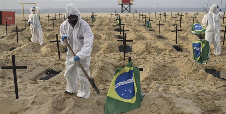 Alarmantes cifras de víctimas en Río de Janeiro con 16 muertos por hora a causa del Covid-19 | El Diario 24