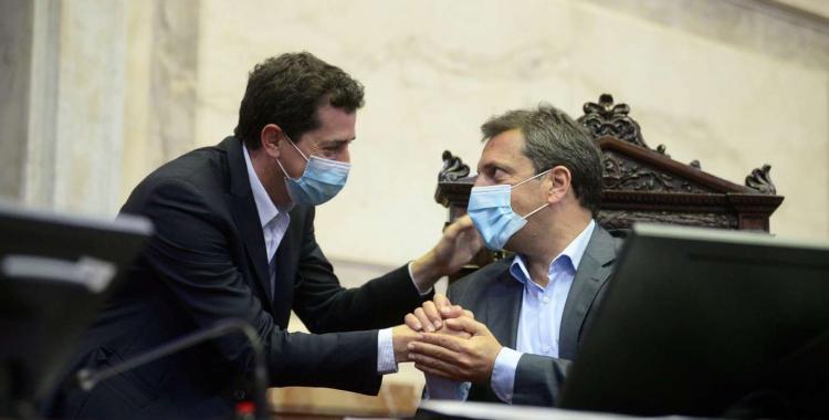 Wado de Pedro irá al Congreso para debatir la postergación de las PASO | El Diario 24