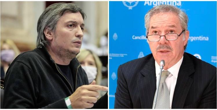 Máximo Kirchner y Felipe Solá aislados: todos los funcionarios que fueron contacto estrecho del Presidente | El Diario 24