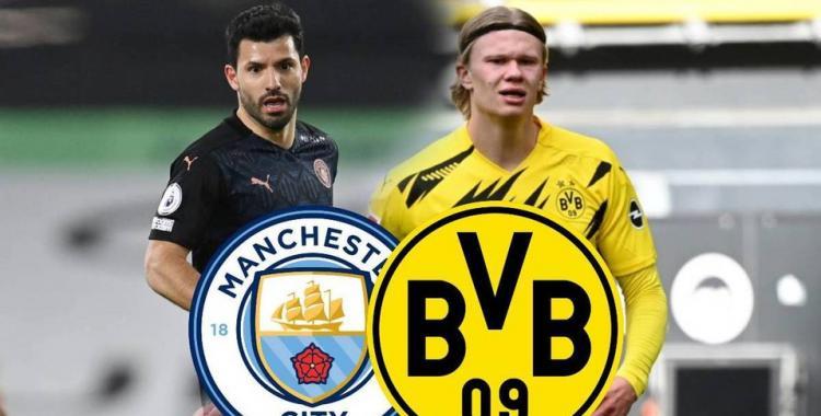 Atrapante jornada de Champions con los duelos de Manchester City vs Dortmund y Real Madrid vs Liverpool | El Diario 24